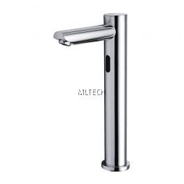 AMST-1200 Sensor Tall Basin Pillar Tap, AC Supply