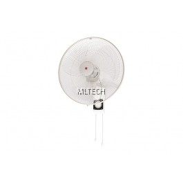 """Wider Blade Wall Fan With Pull Cord - KU453 (45cm/18"""")"""