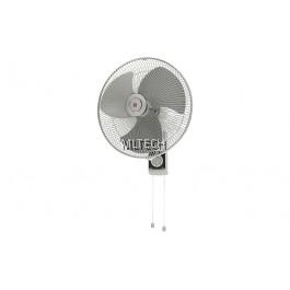 """Metal Blade Wall Fan - KV408 (40cm/16"""")"""