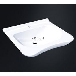 EZYFLIK HANDICAP BASIN (HC1) Wall Hung Wash Basin