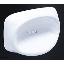 EZYFLIK Screw-To-Wall Soap Holder
