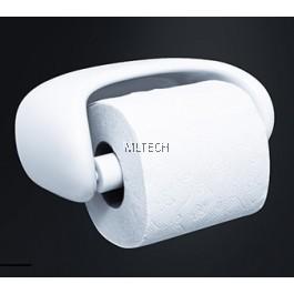 EZYFLIK Screw-To-Wall Paper Roll Holder
