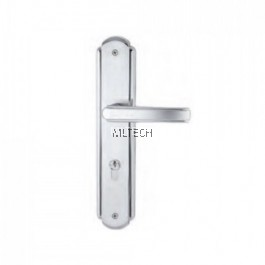 Lever Handle With Plate - SGLHP-28501