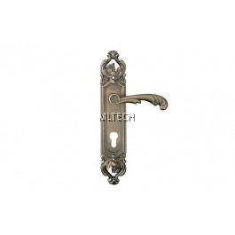 Lever Handle With Plate - SGLHP-2610