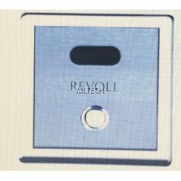 Revoli REV.10.02MBDC Concealed Box Type Sensor Urinal Flush Valve c/w Manual Over-Riding Button (DC Operated)