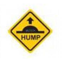 Hump Signage