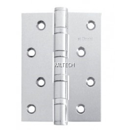 "Door Hinges - ADH-S41-4BB 4"" x 3"" x 2.5mm SUS304 Hinge (3 pcs)"