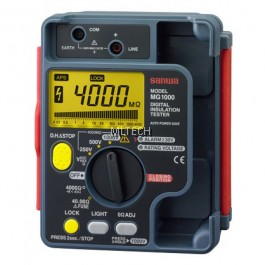 Sanwa MG1000 Insulation Tester
