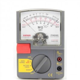 Sanwa PDM508S Insulation Tester