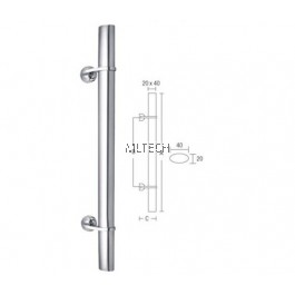 Pull Handle (SS) - SGPH-523-SS (Adjustable)