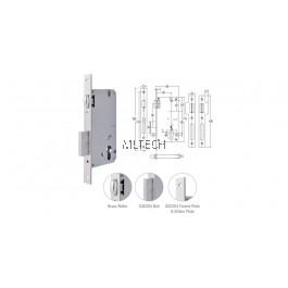 Mortise Lock - SGML-8560/10/SS Mortise Lock (Roller)