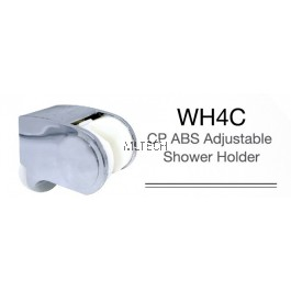 WH4C - CP ABS ADJUSTABLE WALL HANGER
