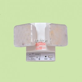 LED-30 TWIN LAMP SELF-CONTAINED EMERGENCY LIGHTING LUMINAIRE
