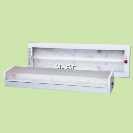 EM-33 / EM-33R HIGH EFFICIENCY ENERGY CONSERVING EMERGENCY LIGHTING LUMINAIRE