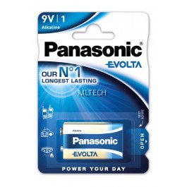 Panasonic - 9V Evolta 12 pcs / box