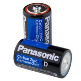 Panasonic - HD Battery D 12pcs / Box