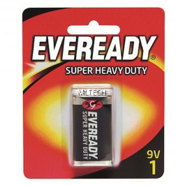 Eveready - 9V Battery 12 pcs