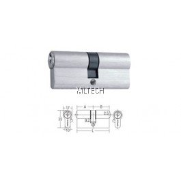 Euro Profile Cylinder - SGEP-D (Double Key)