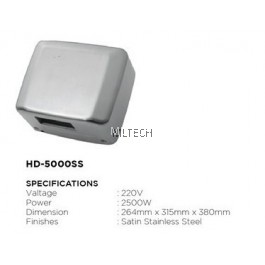Novatec Hand Dryer - HD-5000SS