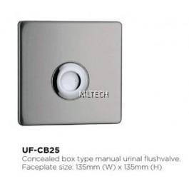 Novatec Manual Flush Valve - UF-CB25