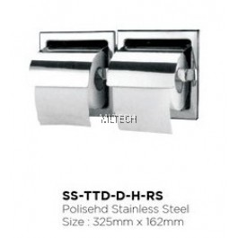 Novatec Polished Stainless Steel - SS-TTD-D-H-RS