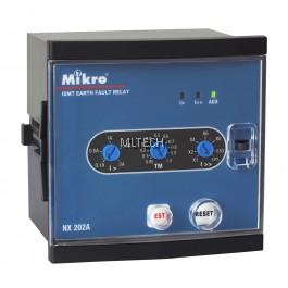 Mikro Earth Fault Relay - NX202A-240A (MK202A)