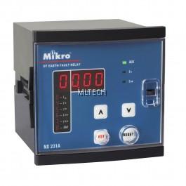Mikro Earth Fault Relay - NX231A-240A (MK231A)