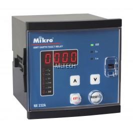 Mikro Earth Fault Relay - NX232A-240A (MK232A)