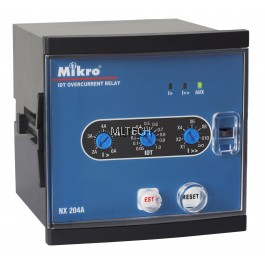 Mikro Overcurrent Relay - NX204A-240A (MK204A)