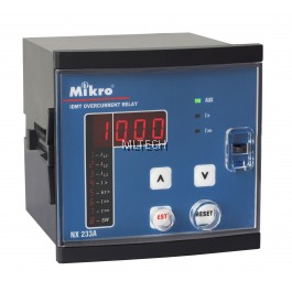 Mikro Overcurrent Relay - NX233A-240A (MK233A)
