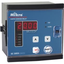 Mikro Earth Leakage Relay - NX300EA-230A (MK300EA)