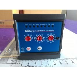 Mikro Earth Leakage Relay - N301-240AD