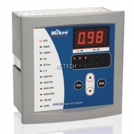 Mikro Power Factor Regulator - PFR120-415-50