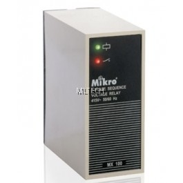 Mikro 3-Phase Sequence Voltage Relay - MX100-400