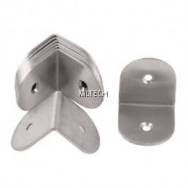 Cubicle Accessories - Stainless Steel L Bracket - S115