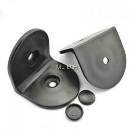 Cubicle Accessories - Nylon L Bracket - N119