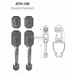 ARMOR - Matt Series - ATH-100 Double Handset