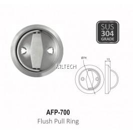 ARMOR - Sliding Door Lock - AFP-700 Flush Pull Ring