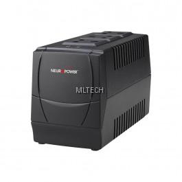 Neuropower - Automatic Voltage Stabilizer - 3UK Series - AVS1000-3UK