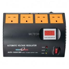 Neuropower - Automatic Voltage Stabilizer - CBM Series - AVS800-CBM