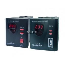 Neuropower - Industrial Automatic Voltage Stabilizer - AVS-R Series - AVS-R5K0