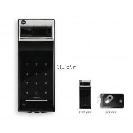 Yale YDR4110+ - Premium Biometric Fingerprint Digital Door Lock (Rim Lock)