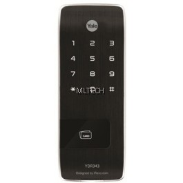 Yale YDR343 - Digital Vertical Rim Lock