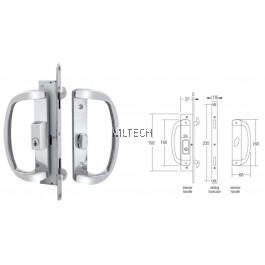 SGWSL-SGS502 / SGSA5600 Sliding Lock with Thumbturn & Key