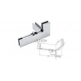 SGWGL-SGPF410 Side Panel With Fin (RH/LH)